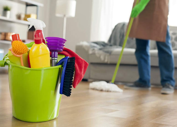 Giúp việc theo giờ giúp bạn dọn dẹp công việc nhà mà vẫn giữa được không gian riêng tư của gia đình
