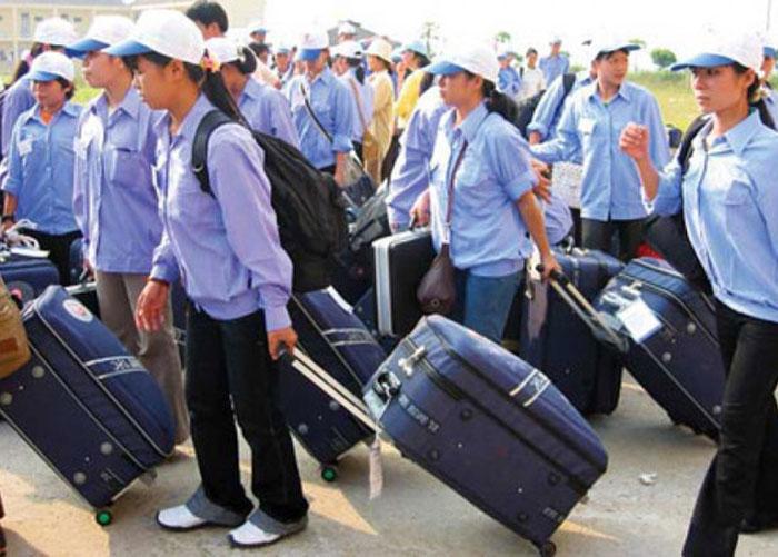 Xuất khẩu lao động nghề giúp việc